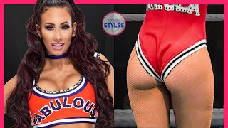 WWE Carmella Hot Boobs and Ass Compilation
