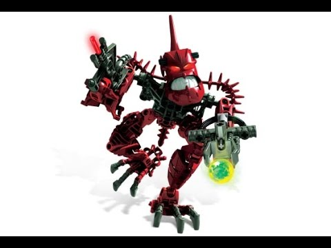 Lets Brick Bionicle - 8901 Hakann