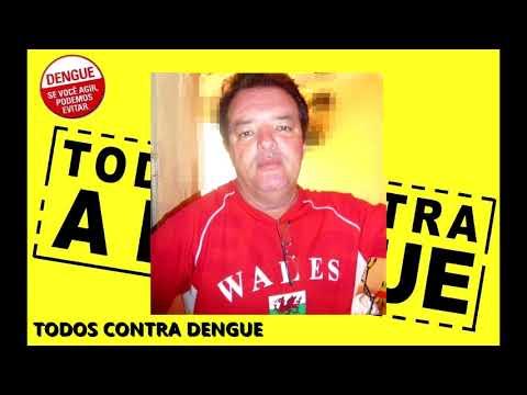 IVAIPORÃ   Claudio Nunes, coordenador de combate a dengue da Regional, está com dengue