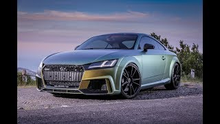 This TTRS is FASTER than a McLaren???