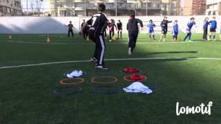Yaska Hajiyeva - My training with the boys