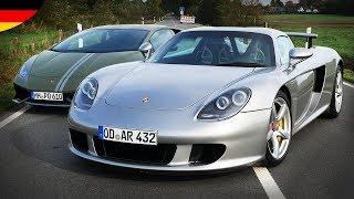Warum kostet der PORSCHE CARRERA GT heute eine Million Euro?