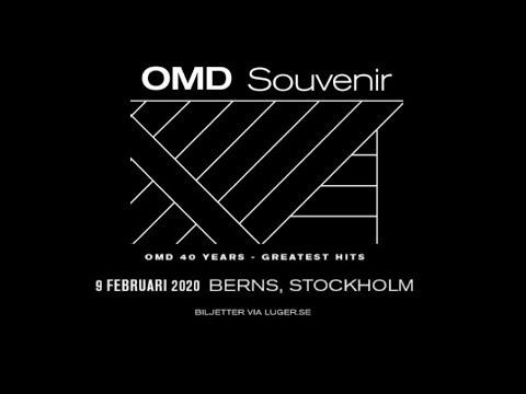OMD live Stockholm 9 Feb 2020 - full show