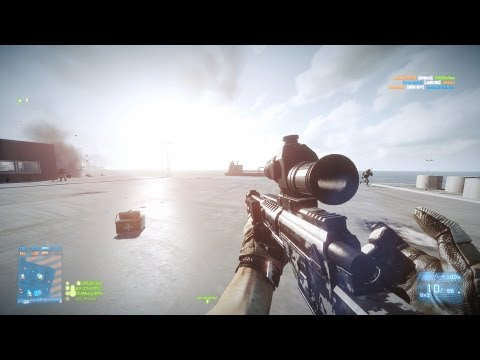 Human Aimbot 19.0 - Battlefield 3 Montage by MongolFPS (BF3 Sniper Montage / Gameplay)