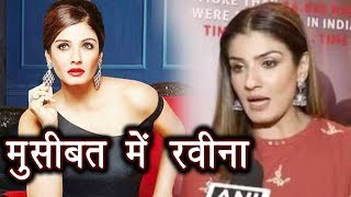 Raveena Tandon Temple video shoot; FIR filed against her   FilmiBeat