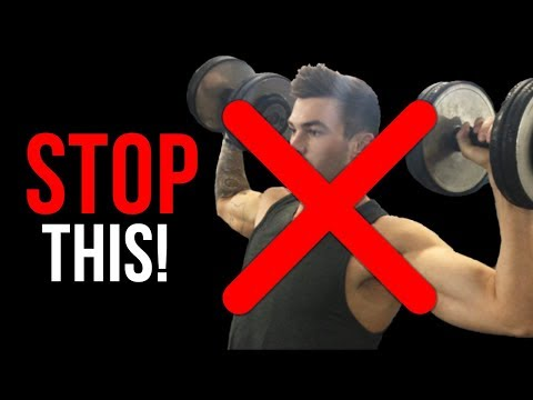 5 Most Common Shoulder Training Mistakes (STOP DOING THESE!)