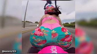 Sexy bike girls
