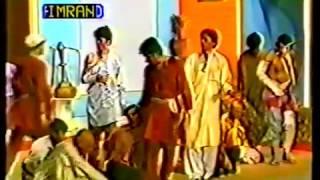 Very Funny Qawali   Babu Baral   Shoki Khan   Old Stage drama Punjabi