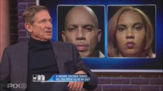 The Maury Show | Will DNA prove you are my father?