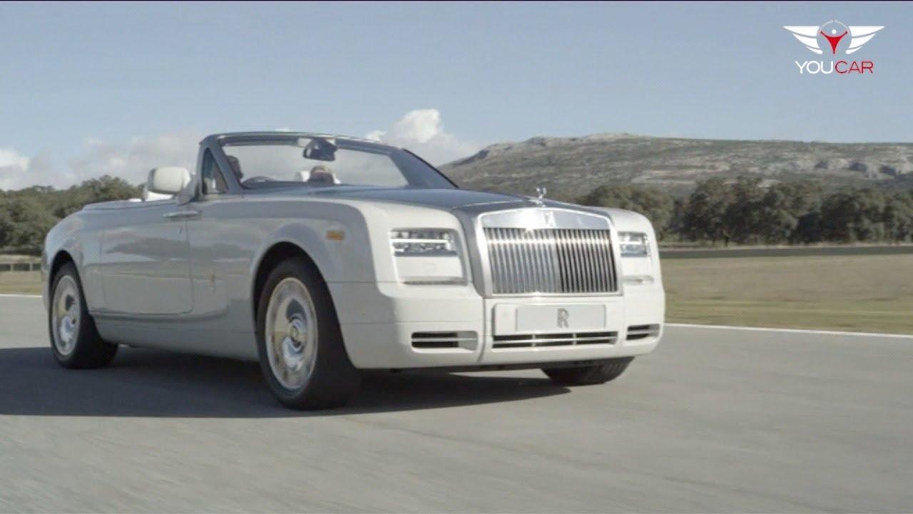 2013 Rolls-Royce Phantom Series II Convertible - YouTube