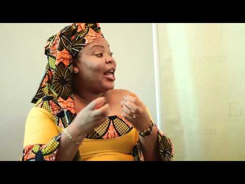 Nobel Prize Laureate Leymah Gbowee's Story of Liberia's Women Movement to stop the Civil War