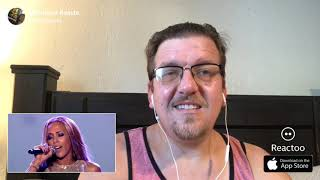 REACTION: Glennis Grace - I Will Always Love You Ft. Candy Dulfer