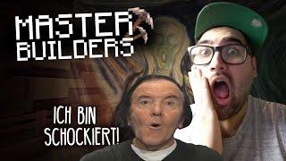 ICH BIN SCHOCKIERT !! - Minecraft Master Builders