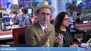 Bolsonaro e o Kit Gay - Reinaldo Azevedo sobre o Discurso de Ódio e Rancor - Fascistas e Corruptos