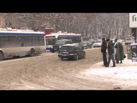 Dorin Chirtoaca recomanda transportul public