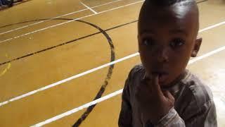 Joshua WCI Love Feast Indoor Football