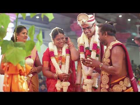 Anu - Suthan {Sri Lankan Hindu Wedding Highlights}