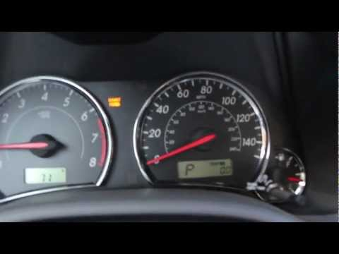 How to Clear the MAINT REQD light on a Toyota Corolla - Maintenance Required