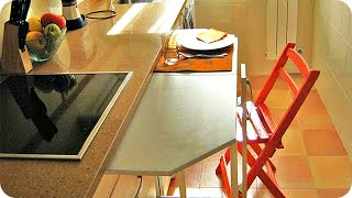видео Маленькие кухонные столы