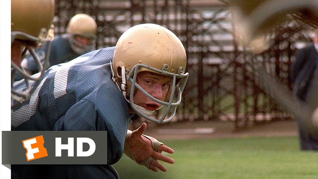 an analysis of the movie rudy