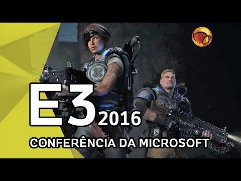 E3 2016: Microsoft fez bonito com novos consoles e jogos para Xbox One e Windows 10