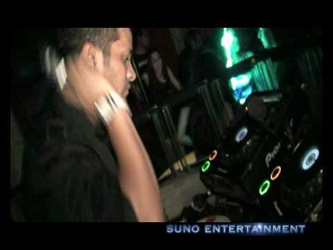 DJ LLOYD LIVE @ Q-BAR BANGKOK 5TH JUNE 2010