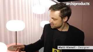 FONTANAARTE | Matti Klenell | Archiproducts Design Selection - Salone del Mobile Milano 2015