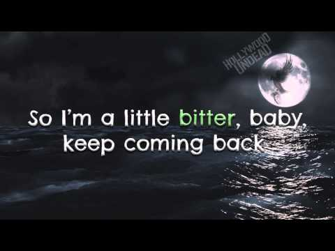 Hollywood Undead - Dark Places [Lyric Video]
