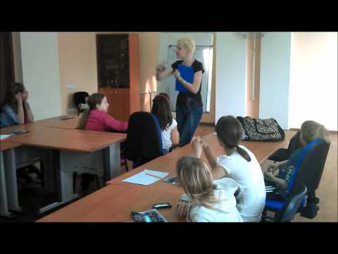 International Winter Camp 2012 for schoolchildren [Language Center]