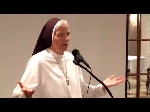 Mother M. Assumpta Long, OP, of the Dominican Sisters of Mary, Mother of the Eucharist