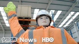 Bird Poo On Wind Turbines Is A Problem Solved By High Tech Scarecrows (HBO) thumbnail