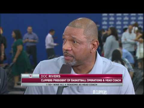 Thumbnail: Doc Rivers on what Jerry West brings to the LA Clippers
