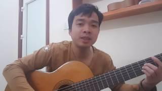 Bài Tango cho em Guitar cover