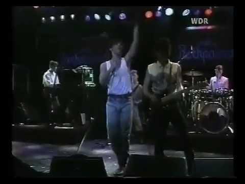 INXS - Live in Hamburg (Rockpalast, 8th May 1984)