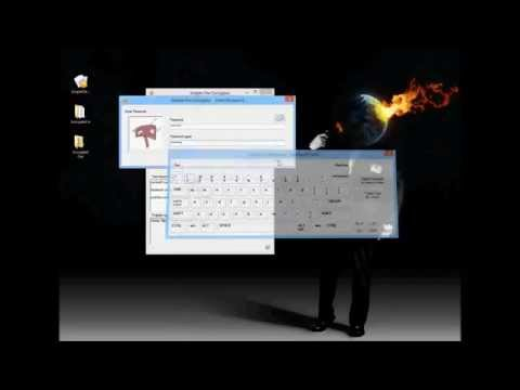 Simple File Encryptor - for Windows Version 1.0