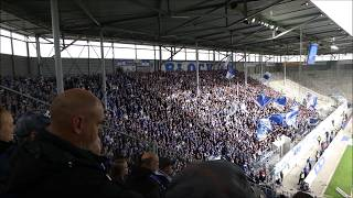 1. FC Magdeburg vs. Hansa Rostock Wechselgesang