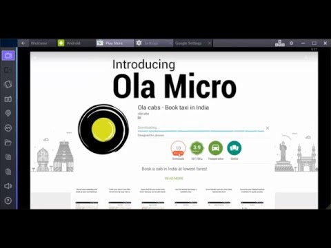 How To Book OLA Cabs From Your PC
