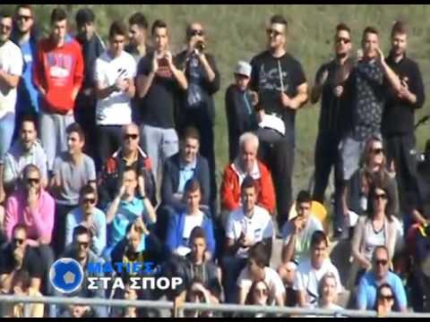 ΑΕΠ Βατολάκκου  -  Μακεδονικός Αγίου Παντελεήμονα 2 - 1