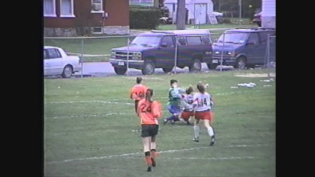 Two Ambulances - PHS & BCS Girls  11-6-93