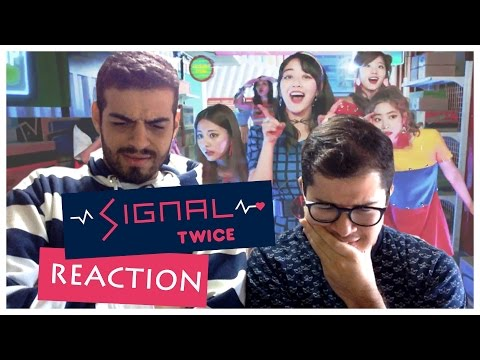 Thumbnail: REACTION | Twice - Signal MV