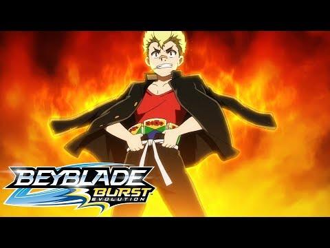 Beyblade Burst Evolution русский   сезон 2   Эпизод 6   Отряд встряхнуть!