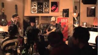 2011年2月26日(土) 狛江ad9th Live 大介バンド 目標5kg減 イメージ詩...