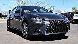 2020 Lexus GS 350 F Sport: Is The GS In Need Of A Big Redesign???