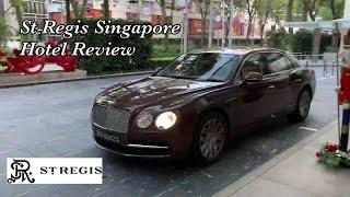 St Regis Singapore Hotel Review (English version)