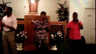 New Birth Praise Team-Work on Me (Lake Providence, LA)