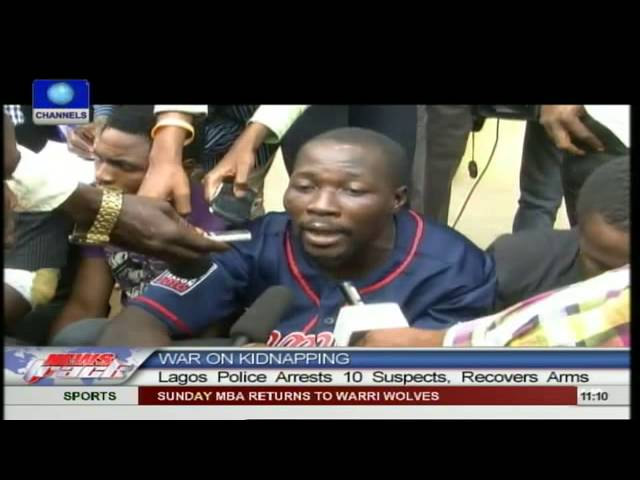 Victims recount how kidnappers flogged them for 12 days