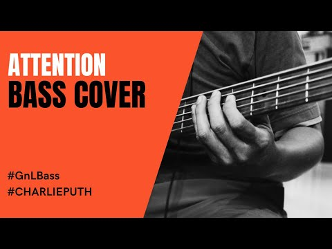 Attention - Charlie Puth Cover Bass And Vocal