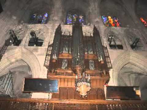 National Cathedral Tour: The Great Organ
