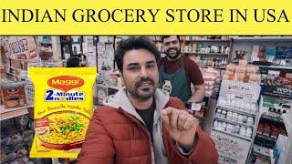 Ndian Grocery Store  N USA How To Make Chicken Currry Rohan Virdi  Ndian Youtubers  N America