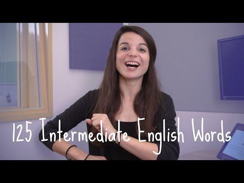 Learn English Words (Intermediate 125)